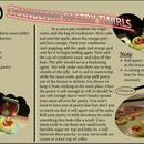 Cranberry Pastry Twirls