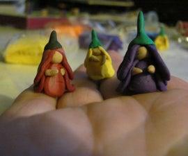 Mini Flower Fairies