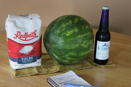 Prepare Thy Melon for Choppage