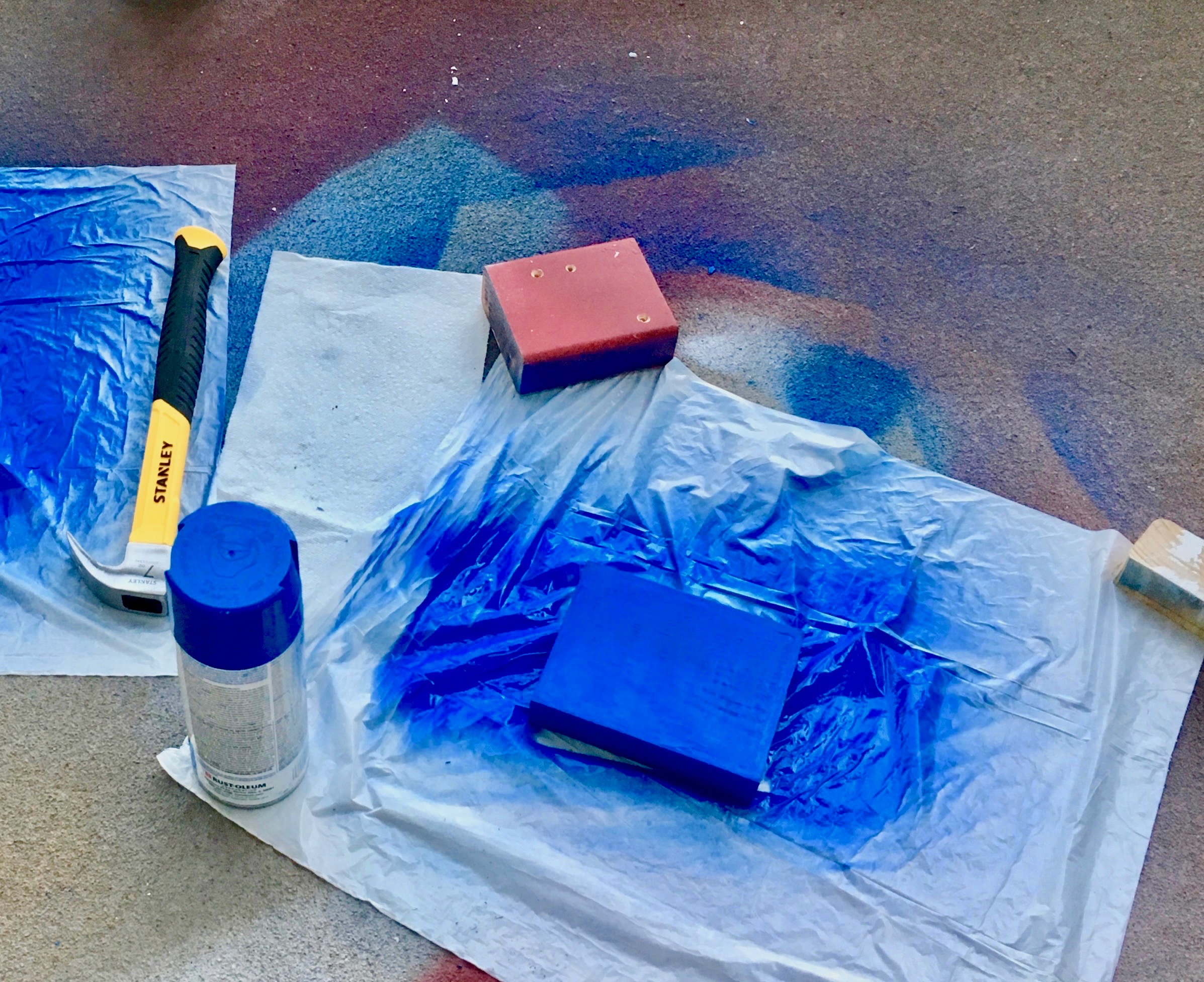 Picture of Paint It All Blue