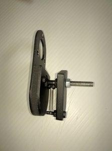 Mechanics, Part 4 - Making the Altitude Encoder Holder