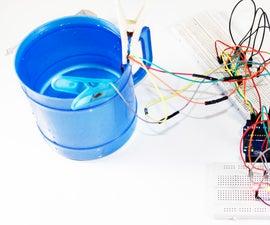 Water Alarm Using Arduino