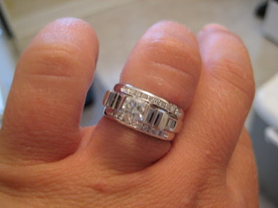Wedding Ring to Compliment