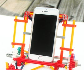 Mobile Device Holder