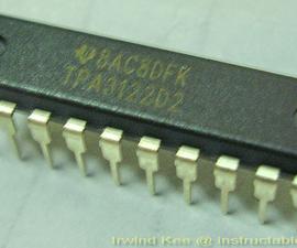 homemade 15 watt class-d stereo amplifier