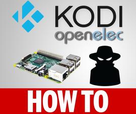 How to Install PIA VPN in OpenElec Kodi on Raspberry Pi 3 2 1 B+ 0 Zero 2016