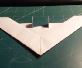 How to Make the UltraDelta Paper Airplane