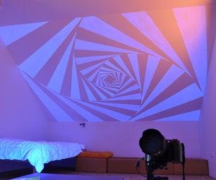 Put UV Tatoo on Your Wall