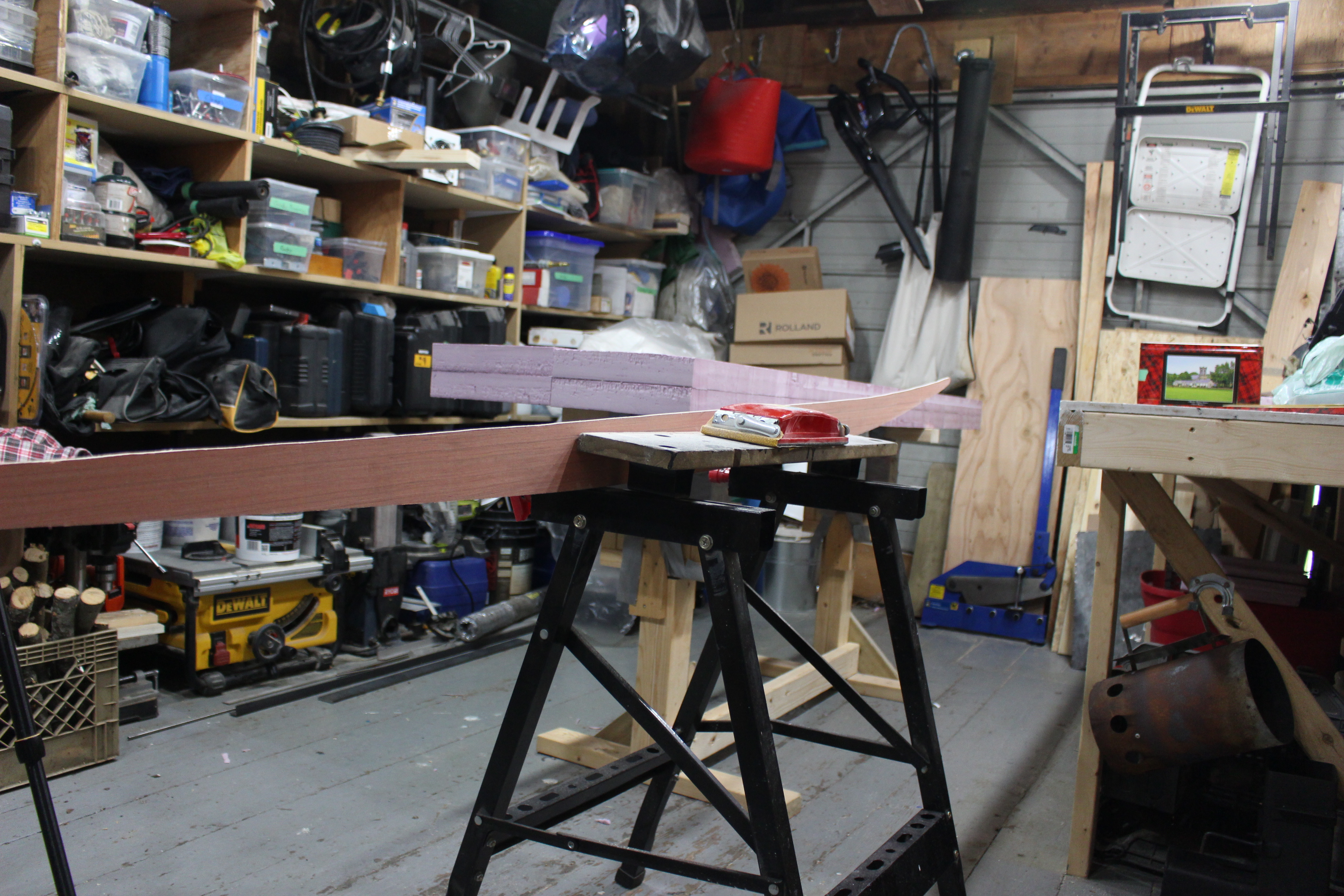 Picture of Making a Stringer