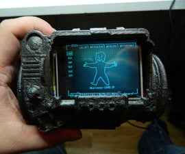 PipBoy 3000 (working)