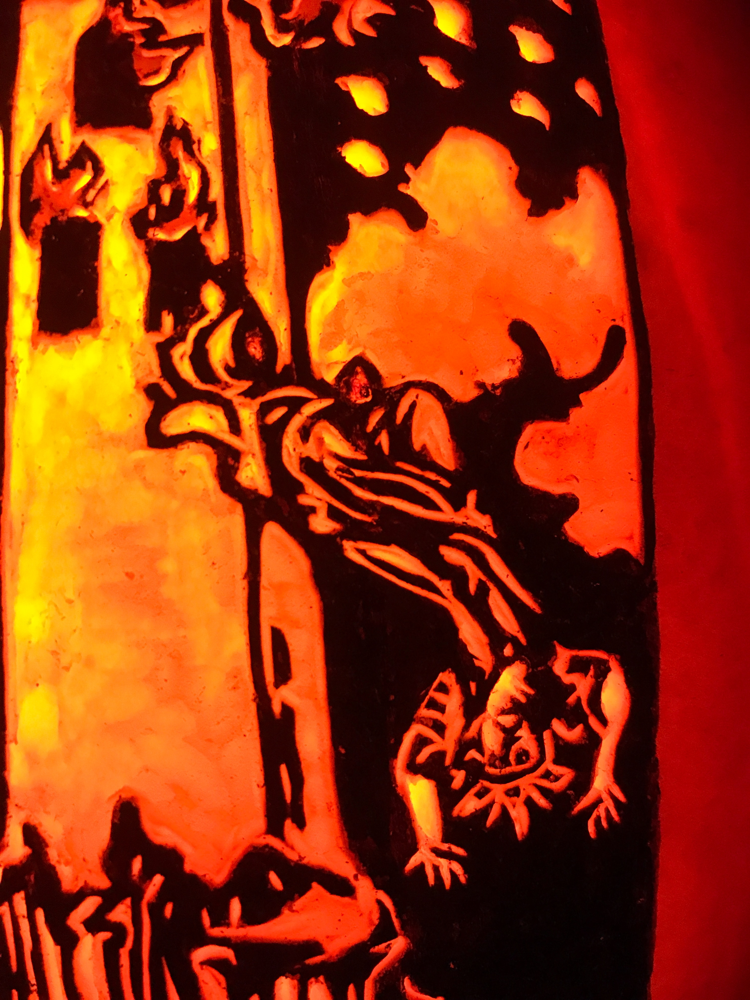 Picture of Refine Your Carving in the Dark