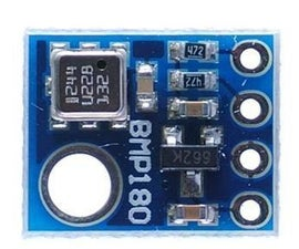 Reading the BMP180 Pressure Sensor With an Attiny85 and Add a DHT11 Too