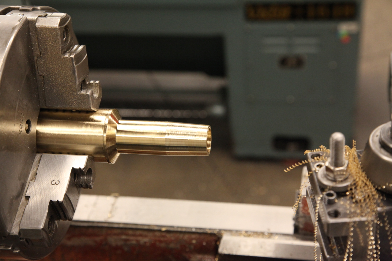 Picture of Cut Middle Handle Piece