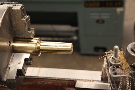 Cut Middle Handle Piece
