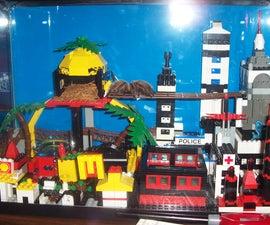 Tarantula Lego City Tank