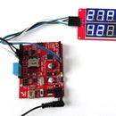 Easy-to-build digital thermometer and hygrometer for indoor use