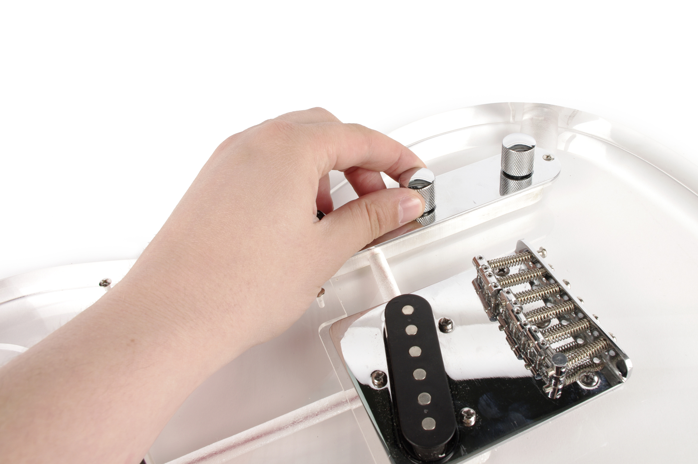 Picture of Remove the Control Plate