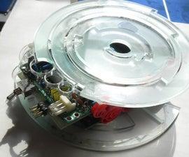 Open Brain Wave Interface Hardware