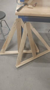 Assemble A-Frame