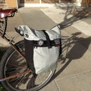Bike Pannier from Scratch Using a Home Sewing Machine