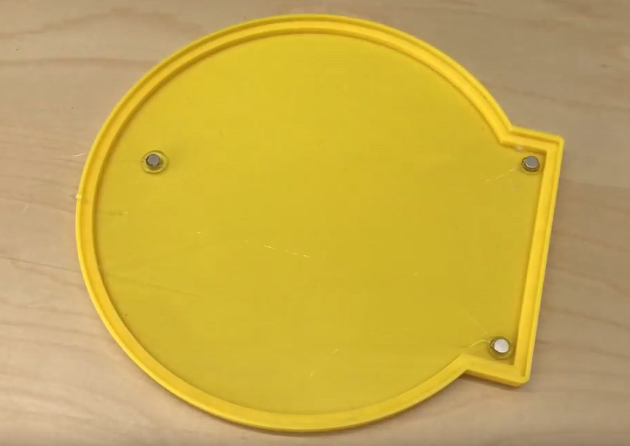 Picture of Add Magnets to Base and Lid.