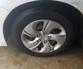 How to Check and Inflate a Car Tire