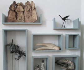 Art Collectors Cabinet