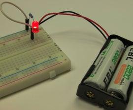LEDs for the clueless beginnner