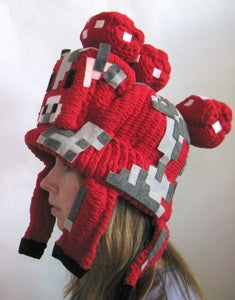 Showing Off Your Awesome Mooshroom Hat!