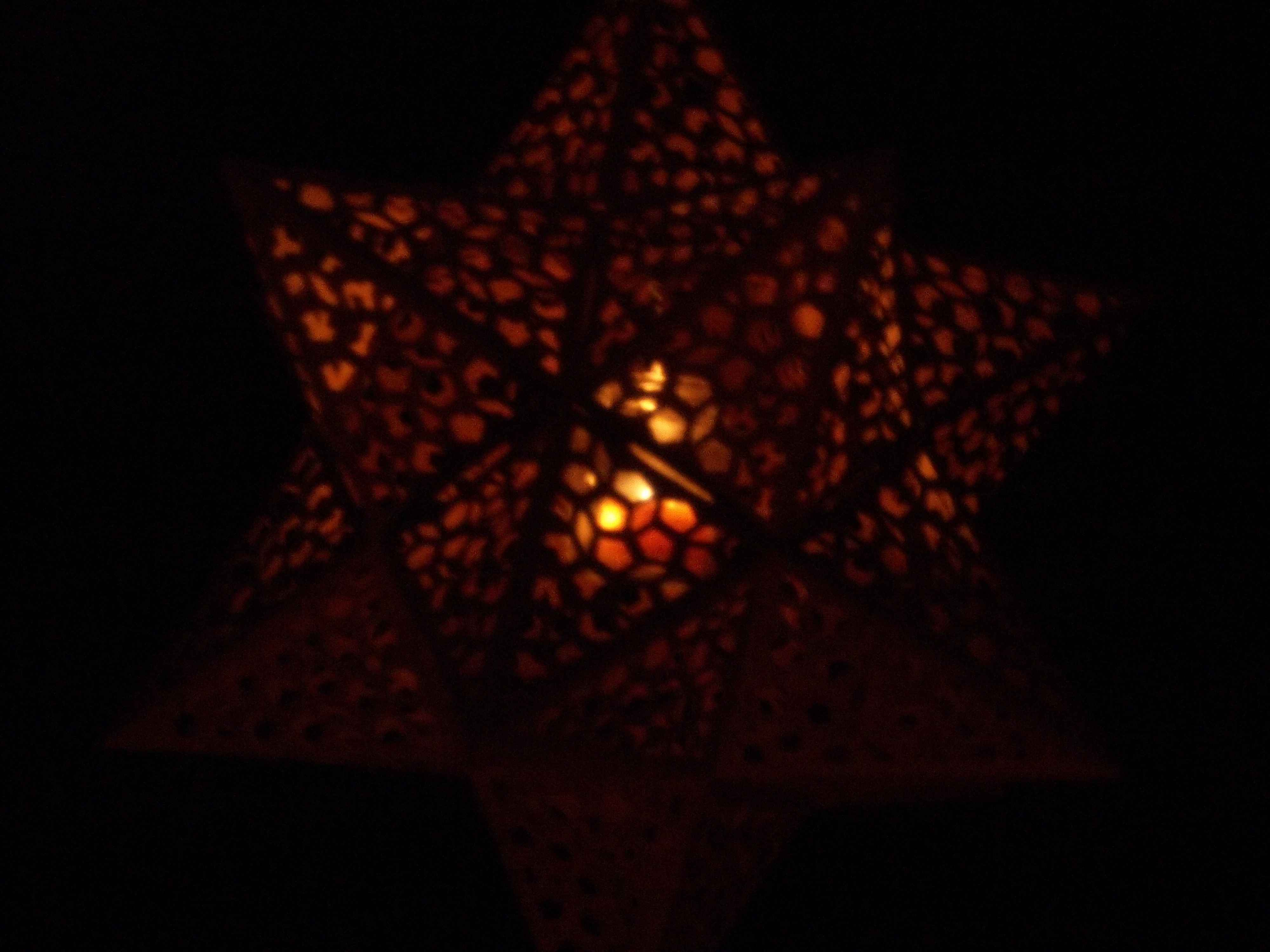 Picture of Quasicrystal Star Lantern