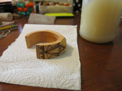 Oiling Your Bracelet