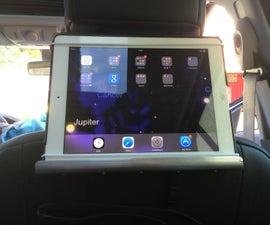 DIY Tablet Carmount
