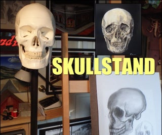 SKULL STAND(S) FOR BUDDING ARTISTS