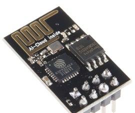 Arduino UNO + ESP8266 WiFi Module