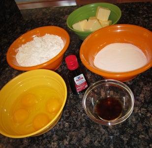 Make the Cupcake!