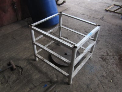 Reconstruction of the Support Frame