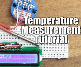 Temperature Measurement Tutorial (Part1)