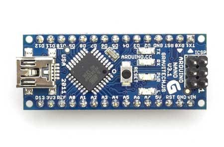 Picture of The Arduino (nano)