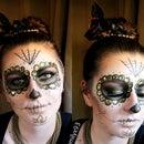 Halloween Sugar Skull