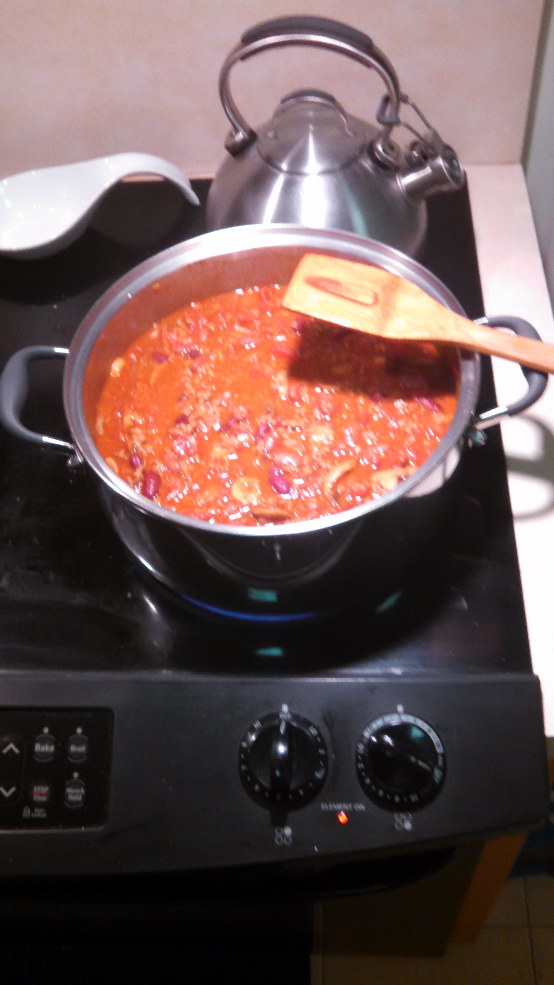 Picture of Venison Chili in Under 30 Minutes!