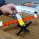 Lego Instructable - Simple Airplane