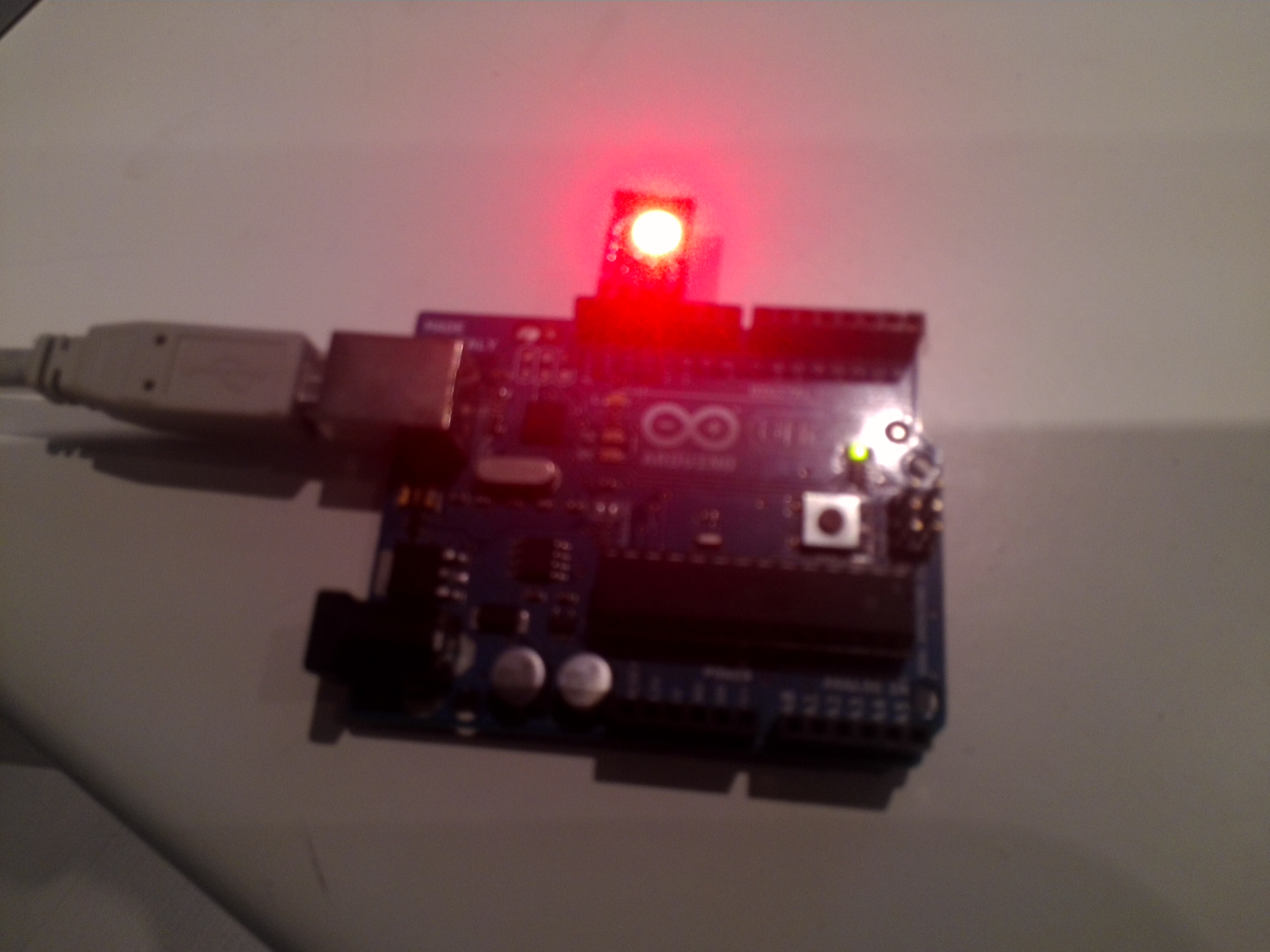 Picture of Simple Arduino RGB Led
