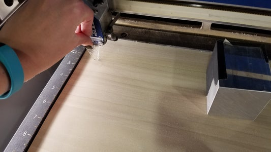 Laser Cut!