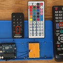 How to Control Your TV, Loudspeaker and All Other IR Devices With an Arduino ?
