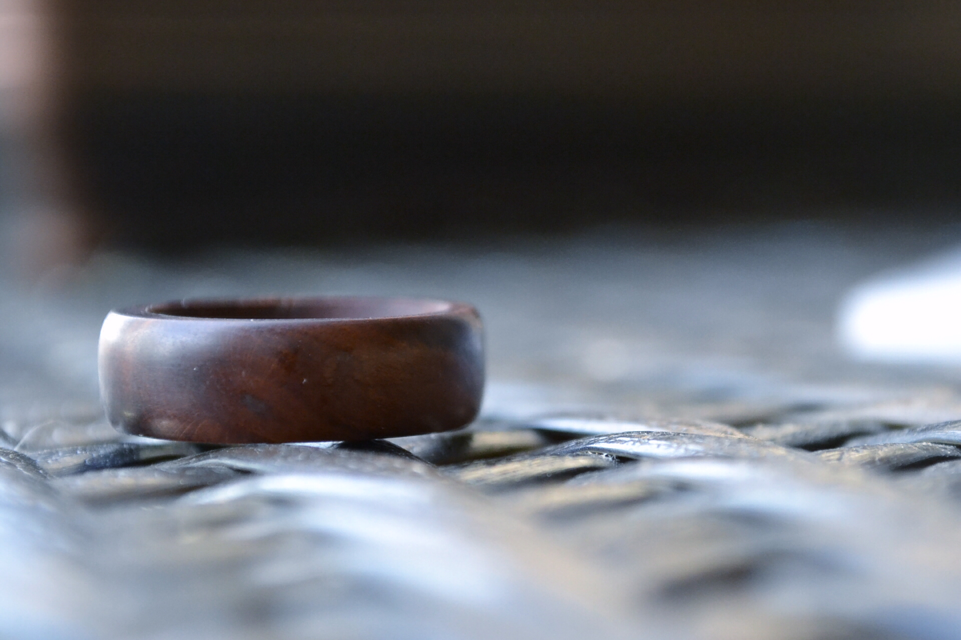 Picture of Handcrafted Wooden Ring!!! (EASY)