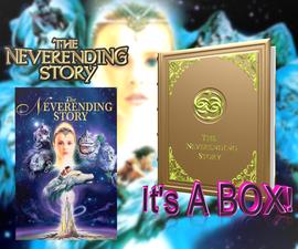 The Neverending Story Book Secret Box - Freedownload :)