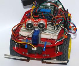 ROAMING ROBOT