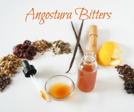 D.I.Y. Angostura Cocktail Bitters