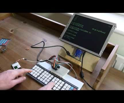 Make Your Own 'Home Computer'
