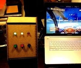 Arduino Gamepad / controller